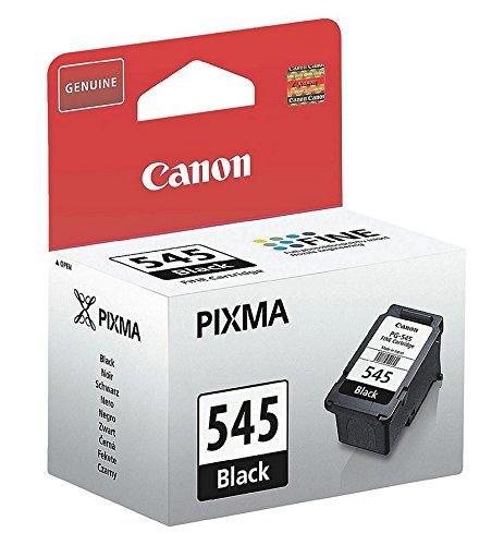 Original Tinte Canon PG-545BK 8287B001 - 1 Tinten-Patrone - Schwarz - 180 Seiten - 8 ml