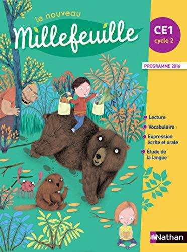 Le nouveau Millefeuille CE1 par Alain Bondot, Yolande Gonnet, Michel Gonnet, Gisèle Hosteau, Cécile Mérigeau, Françoise Picot, Marie-Louise Pignon