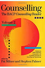Counselling: The BACP Counselling Reader: v. 2 Paperback