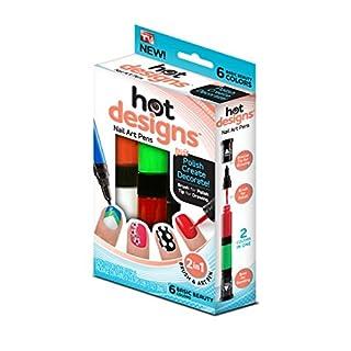 Hot Designs Basic Beauty Nail Art Pens