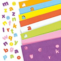 Self-Adhesive Foam Lower Case Letters (Pack of 1100)