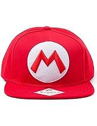Super Mario Cap Rotes M
