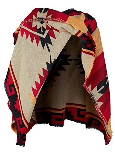 The Walking Dead Daryl Dixon Poncho Poncho multicolor one size
