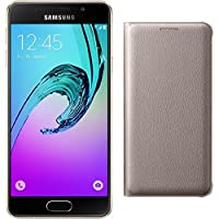 Samsung Galaxy A3 + Samsung Flip Wallet
