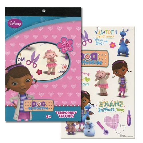 ttoo Book Party Accessory (Doc McStuffins) by Disney ()