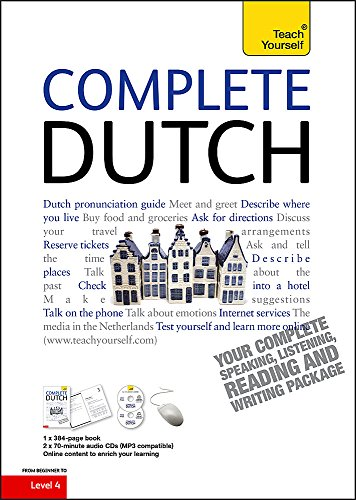 Complete Dutch Beginner to Intermediate Course: (Book and audio support) (Teach Yourself Complete)