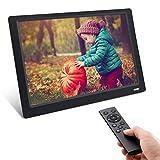 "Digital Photo Frame,SSA 10.1"" 1280x800 High Resolution Full IPS Photo/Music/Video Player Calendar Alarm"