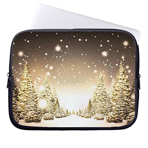 hugpillows-laptop-sleeve-tasche-christmas-forest-notebook-sleeve-fallen-mit-reissverschluss-fur-macb