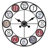 Orologio Factory Color diametro 60cm