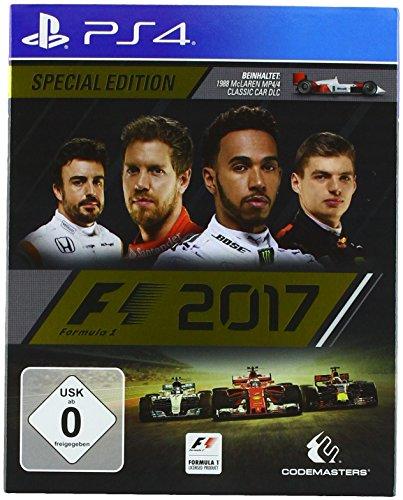 formel eins ps4 F1 2017 Special Edition - [Playstation 4]
