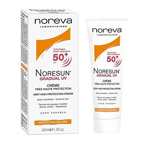 Noresun gradual uv crème spf 50+ - 40 ml