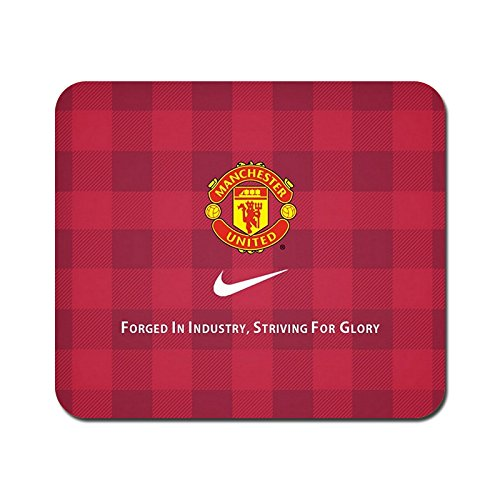 kmltail ManU Nike Design Speed Mouse Mat for HP Dell Lenova iball Dragonwar Red Dragon Logitech ibuypower Zebronics Printed Photo Scene Natural Rubber Gaming Mouse Pad Non Slip base-Kmltail  available at amazon for Rs.159