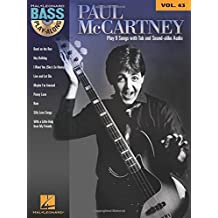 Bass Play-Along Vol.43 Paul McCartney + CD