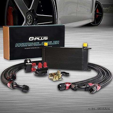 speedmotor 19fila AN10Universal Motor para aceite de transmisión + filtro Kit de reubicación