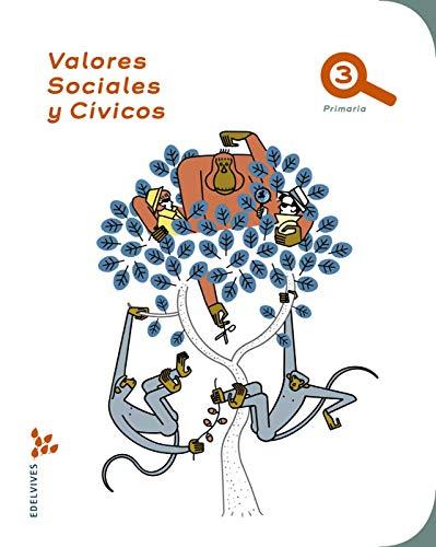 Valores Sociales y Civícos 3º Primaria