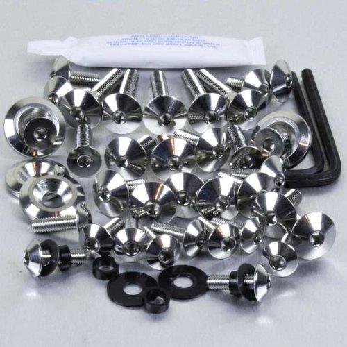 1000 Rf Kit (Stainless Steel Fairing Kit RSV 1000 Tuono RF)