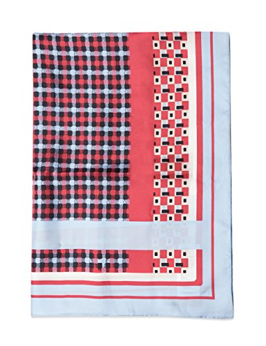 Elena mirò 31p8s163e0198a, sciarpa donna, rosso (rosso 02), one size (taglia produttore:1)