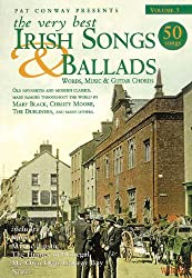 The Very Best Irish Songs & Ballads: Words, Music & Guitar Chords
