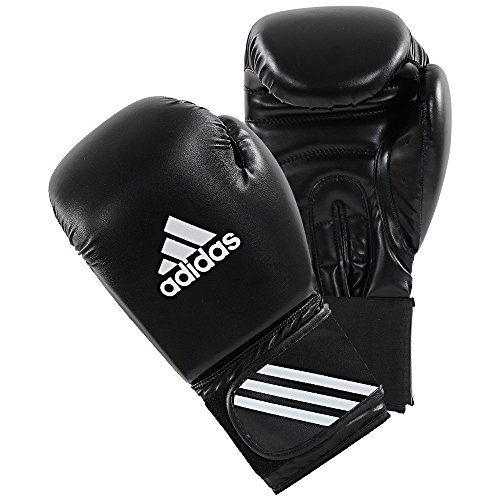 adidas Boxhandschuhe Speed 50, Schwarz, 12, ADISBG50