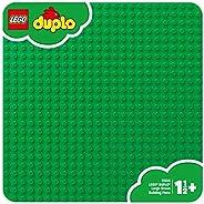 LEGO 2304 DUPLO Große Bauplatte Kreatives Vorschulspielzeug, grün