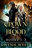 Crown of Blood Collection: Books 1-3