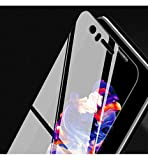 #8: MJ CREATION One Plus 5 [3D Touch Compatible - Tempered Glass] Screen Protector with [9H Hardness] [Premium Crystal Clarity] [Scratch-Resistant]