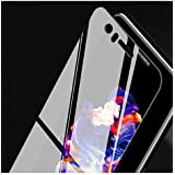 MJ CREATION One Plus 5 [3D Touch Compatible - Tempered Glass] Screen Protector with [9H Hardness] [Premium Crystal Clarity] [Scratch-Resistant]