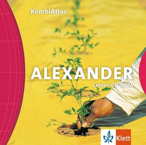 Alexander KombiAtlas Lehrer-CD-ROM: Erdkunde, Geschichte, Sozialkunde, Wirtschaft