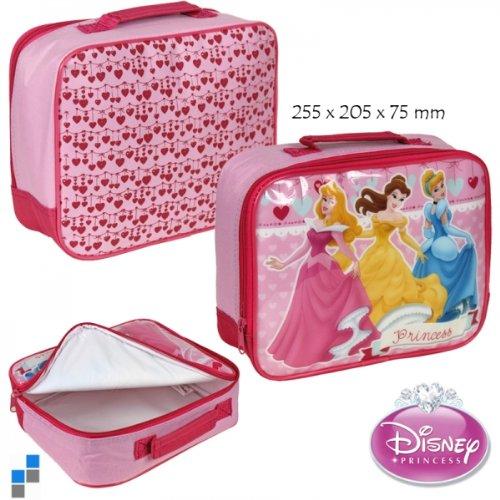 Disney - princess, borsa termica per il pranzo