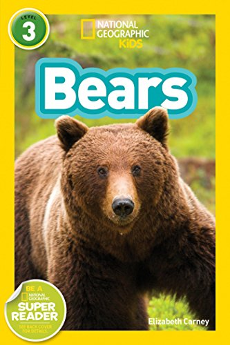 Bears (National Geographic Kids Readers, Level 1) por National Geographic Kids