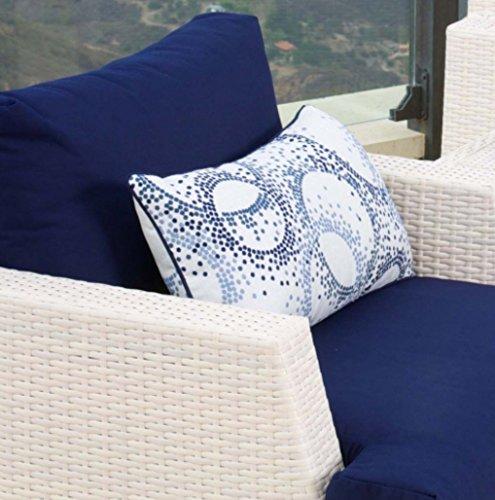 Der Santorini im Garten Möbel Kollektion