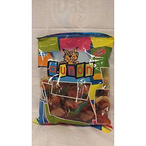 Aunón Jelly Mix Zoet 725g Beutel (sortiertes Weingummi)