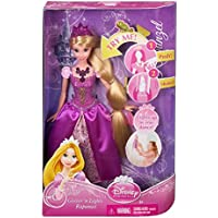 Disney Princess Glittering Lights Doll Assortment