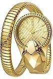 Orologio Just Cavalli Fashion Glam Time JC1L067M0025 - Analogico da Donna in Acciaio INOX placcato