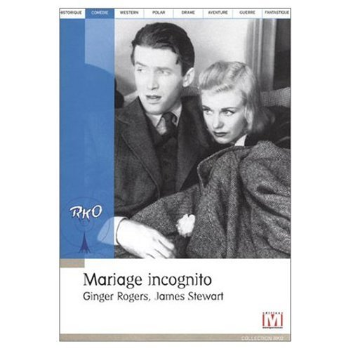 Mariage incognito (Vivacious Lady) [Region 2] by Ginger Rogers