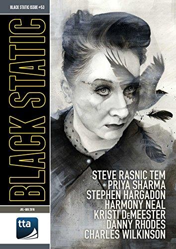 Black Static #53 (July-August 2016): Dark Fiction and Film (Black Static Magazine) (English Edition)