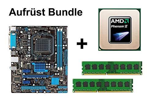 CSB Aufrüst Bundle - ASUS M5A78L-M LX V2 + Phenom II X6 1100T + 8GB RAM (Phenom 2 X6)