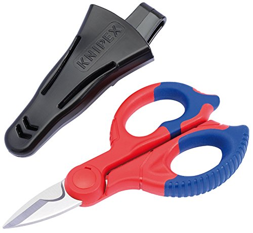 Draper 59771 électricien Knipex câble Cisailles, Multicolore, 15 mm