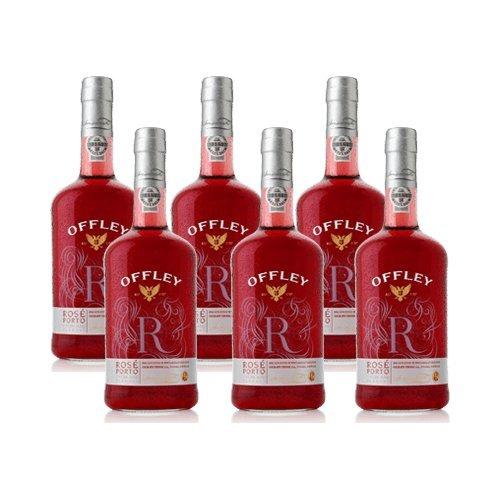 Portwein Offley Rosé - Dessertwein- 6 Flaschen