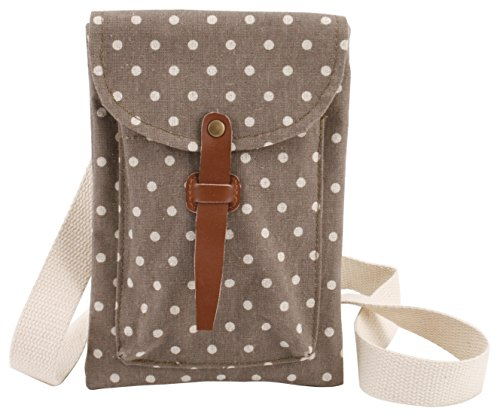 Lovely Things - Borsa a tracolla donna Chocolate