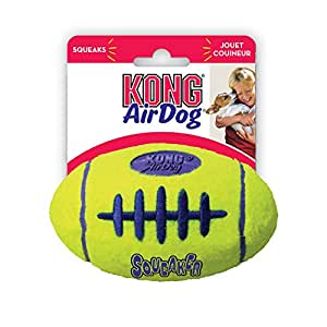 Kong Air Kong Balle de Rugby pour Chien Taille M