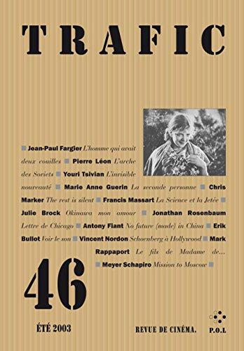 Trafic, numéro 46 par Collectif