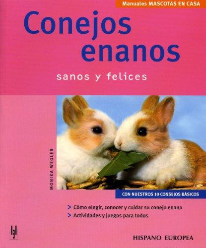 Descargar Libro Conejos enanos (Mascotas en casa) de Monika Wegler