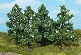 Obstbäume grün-weiß (kleiner Blister)