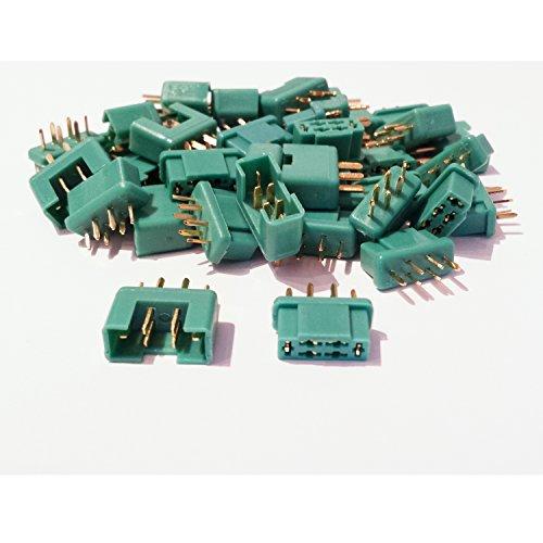 20-paar-40-stuck-mpx-multiplex-kompatible-goldkontakt-hochstrom-gold-stecker-buchse