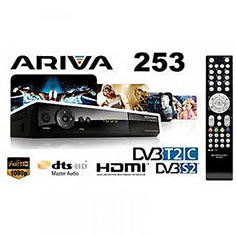 Ferguson Ariva 253 Combo DVB-S2/DVB-T2 HDTV USB Receiver