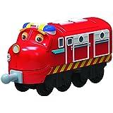 Chuggington - Chug Patrol Wilson, tren de juguete (TOMY LC54117)