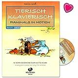 Telecharger Livres Table animaux klavierisch bande 1 46 legere morceaux pour Piano pas seulement pour enfants Auteur Karin grand Note livre avec CD et cœur colore Note Pince (PDF,EPUB,MOBI) gratuits en Francaise