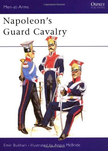 Napoleon's Guard Cavalry (Men-at-Arms)