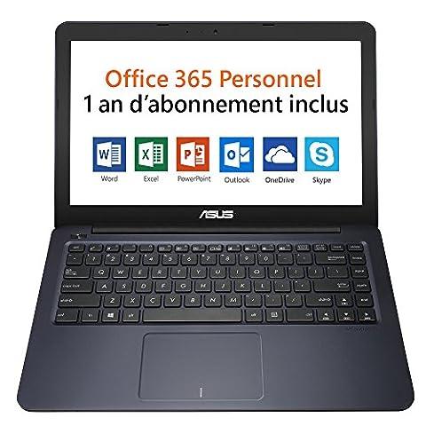 Asus L402SA-WX223TS PC portable 14